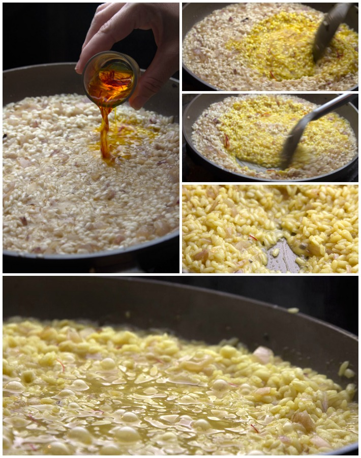 Risotto Milanese 6