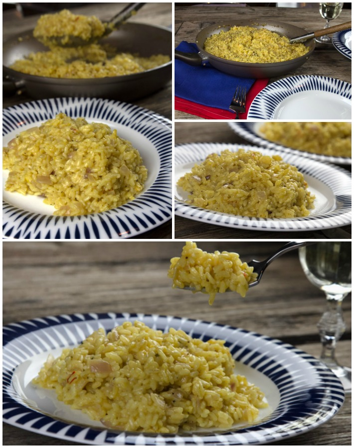 Risotto Milanese 9